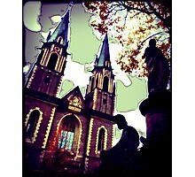 Stiftskirche, Bonn Photographic Print