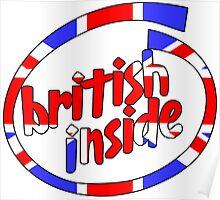 British Inside Poster
