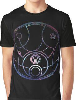 """Hello Sweetie"" Circular Gallifreyan Graphic T-Shirt"