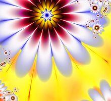 Spring Flowers by John Edwards