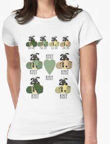 Knit Knit Knit, Knitting fan TShirt T-Shirt