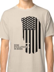 Evolution In Bass  Classic T-Shirt