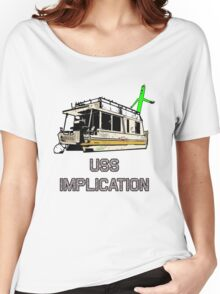 USS Implication Women's Relaxed Fit T-Shirt