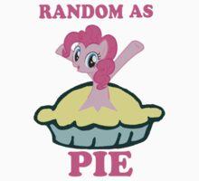 Random as pie Baby Tee