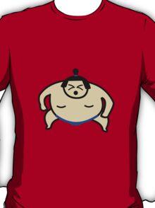 Animated Sumo Wrestler T-Shirt