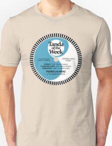 TOTW23/2012 - Laurenz - valses - TK - Blue Unisex T-Shirt