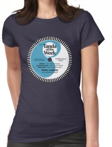 TOTW23/2012 - Laurenz - valses - TK - Blue Womens Fitted T-Shirt