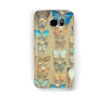 The Butterfly Collection II Samsung Galaxy Case/Skin