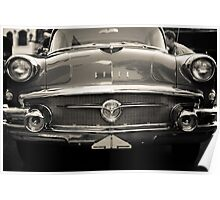 56' Buick Poster