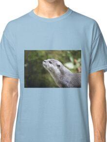 Asian Otter Classic T-Shirt