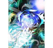 Iro-Ne(sound of color)01 Photographic Print