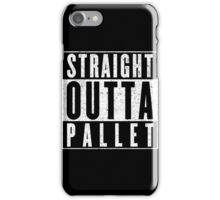 Trainer with Attitude: Pallet Town iPhone Case/Skin
