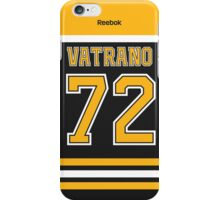 Boston Bruins Frank Vatrano Jersey Back Phone Case iPhone Case/Skin
