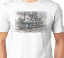 GWR Bradley Manor - Hand Tint Effect Unisex T-Shirt
