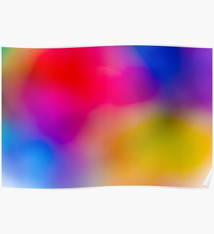 Abstract Focus Poster