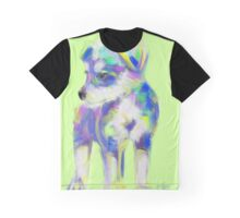 Dog Cute Puppy Graphic T-Shirt