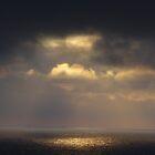 Hidden Sunset - Puesta Del Sol Escondida by Bernhard Matejka