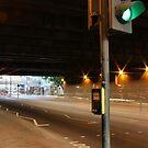 Under the bridge by Aaron  Wahab