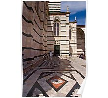Siena Cathedral Poster