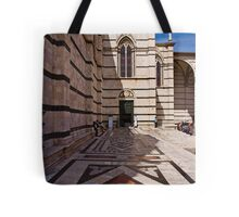 Siena Cathedral Tote Bag