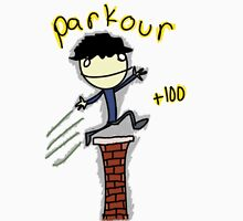 Manteo Parkour Unisex T-Shirt