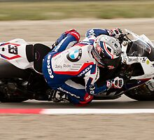 MARCO MELANDRI at Miller Motorsports park 2012 by corsefoto