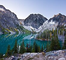 Gateway to the Enchantments by mikereid