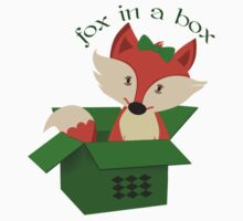 Boxed Fox Kids Clothes
