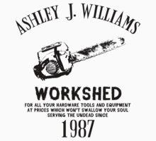 Ash vs Evil Dead - Ash's Chainsaw by Yithian
