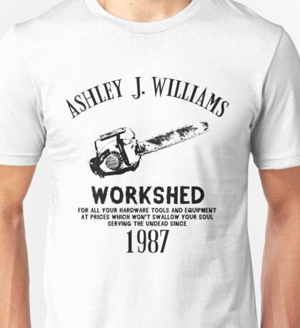 Ash vs Evil Dead - Ash's Chainsaw Unisex T-Shirt