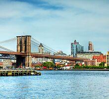 Brooklyn Bridge by Paul Thompson Photography