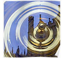 Corpus Clock with Kings Poster