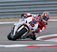 JONATHAN REA at Miller Motorsports park 2012 by corsefoto