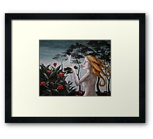 A Midsummer's Night Framed Print