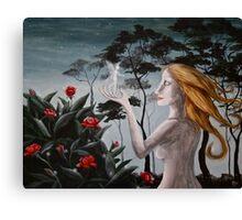 A Midsummer's Night Canvas Print