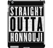 No Star with Attitude iPad Case/Skin