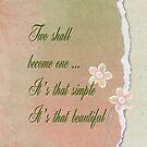 Wedding Quote by Maria Dryfhout