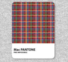 Mac Pantone by modernistdesign