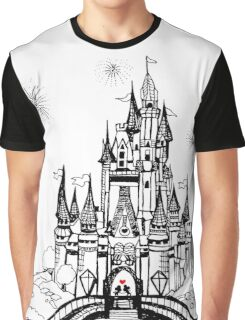 Mouse in Love Graphic T-Shirt