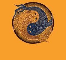 yin yang fish, shuiwudao mandala T-Shirt