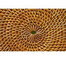 Concentric Circles Photographic Print