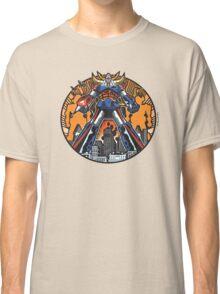 Los Robots Gigantes: It Begins Classic T-Shirt
