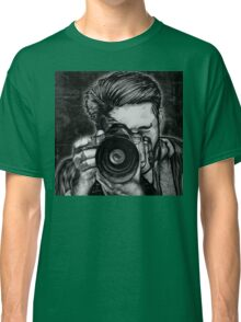 Wide Angle Lens Classic T-Shirt