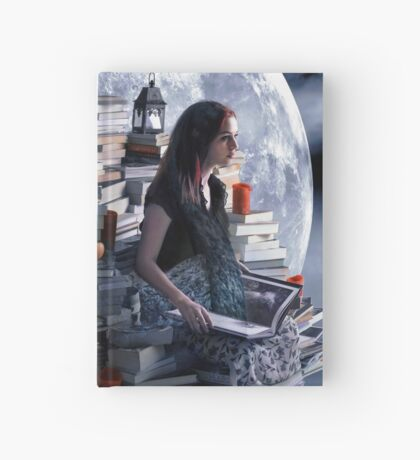 Fiction Notebook Hardcover Journal
