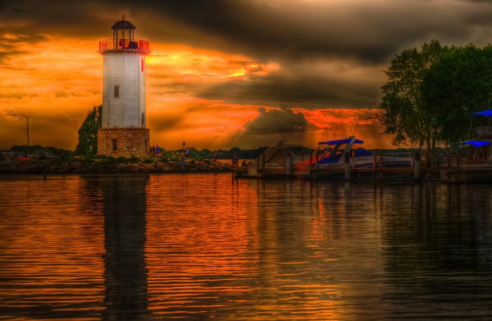 Lighthouse Wonders by Barrett Mand