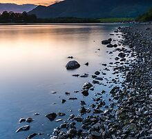 Keswick and the Northern Peaks in the Lake District by mattcattell