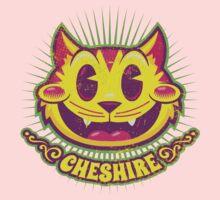 Cheshire Originals - Vintage Tutti Frutti Baby Tee
