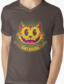 Cheshire Originals - Vintage Tutti Frutti Mens V-Neck T-Shirt