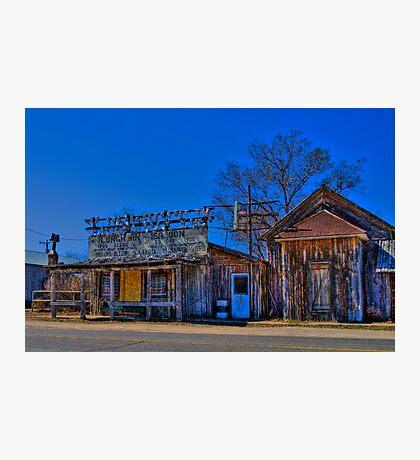 Scenic Saloon Photographic Print