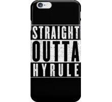 Hylian with Attitude iPhone Case/Skin